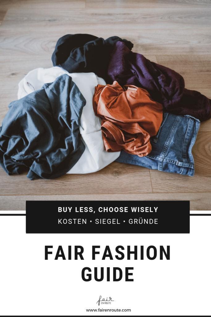 Pin It! Fair Fashion Guide