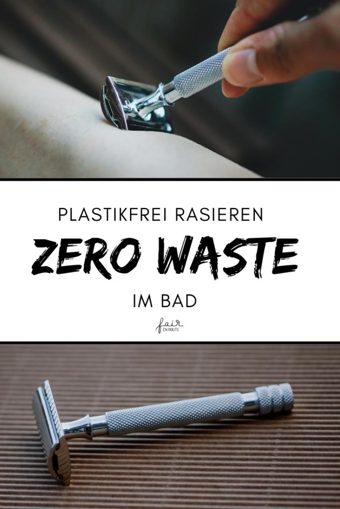 Plastikfreie Rasur pint it