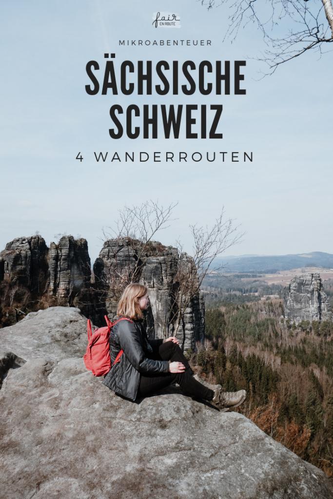 Wandern in der Sächsischen Schweiz
