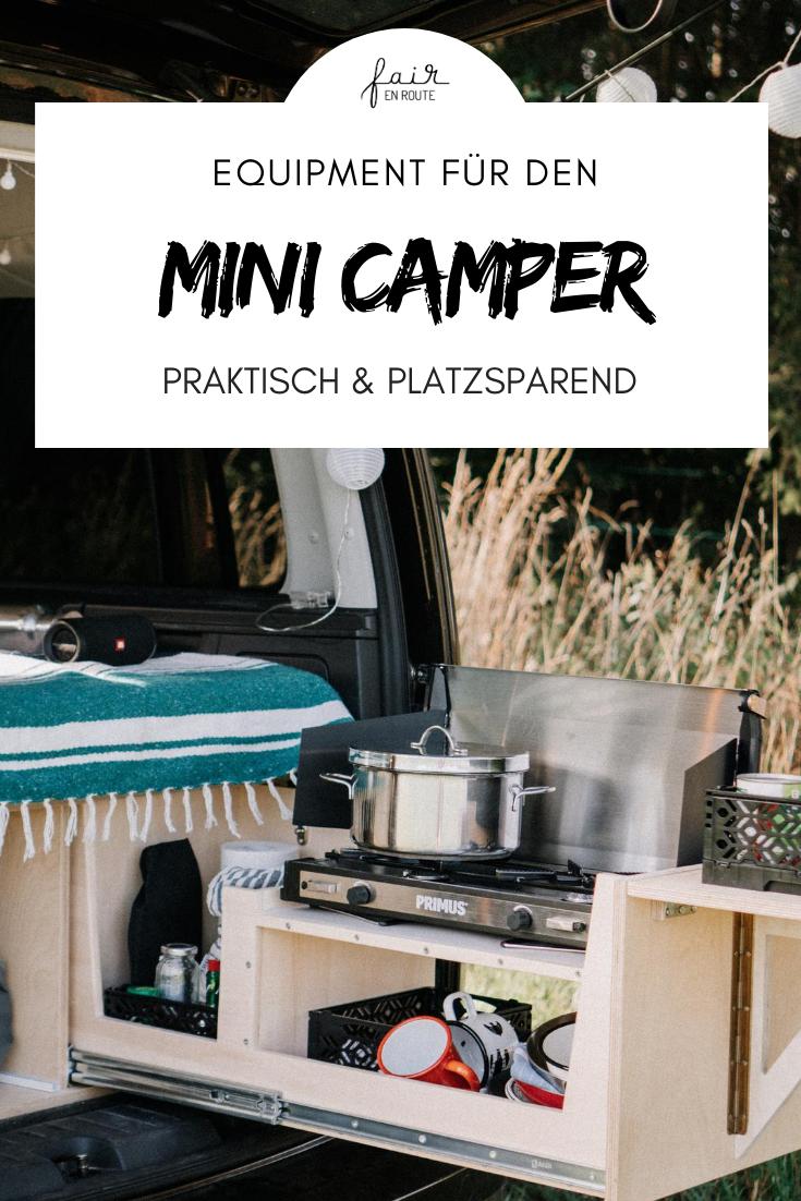 Minicamper - pin it