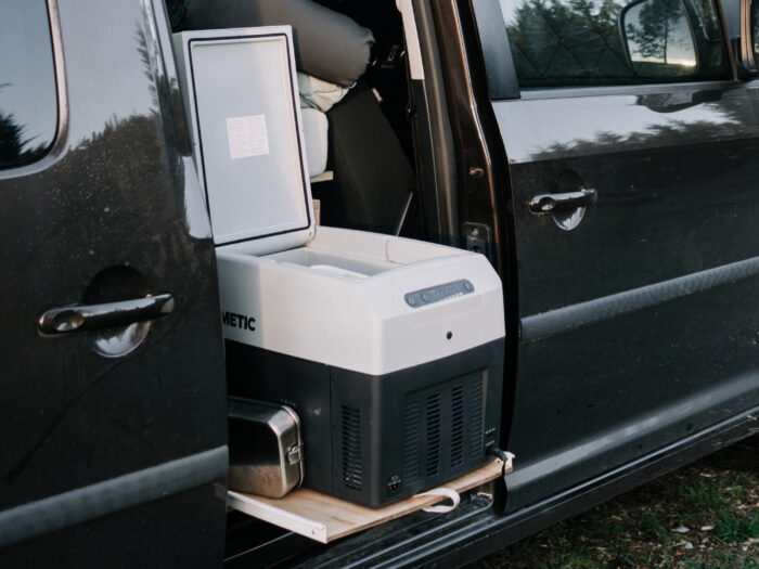 Kühlbox Minicamper Dometic Tropicool 14 Caddycamper