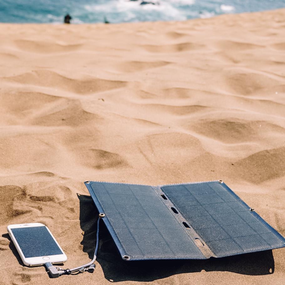 nachhaltiges Vanlife Solarenergie
